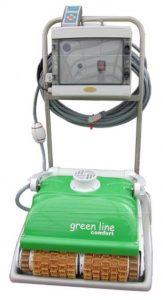 greenline schwimmteich reiniger