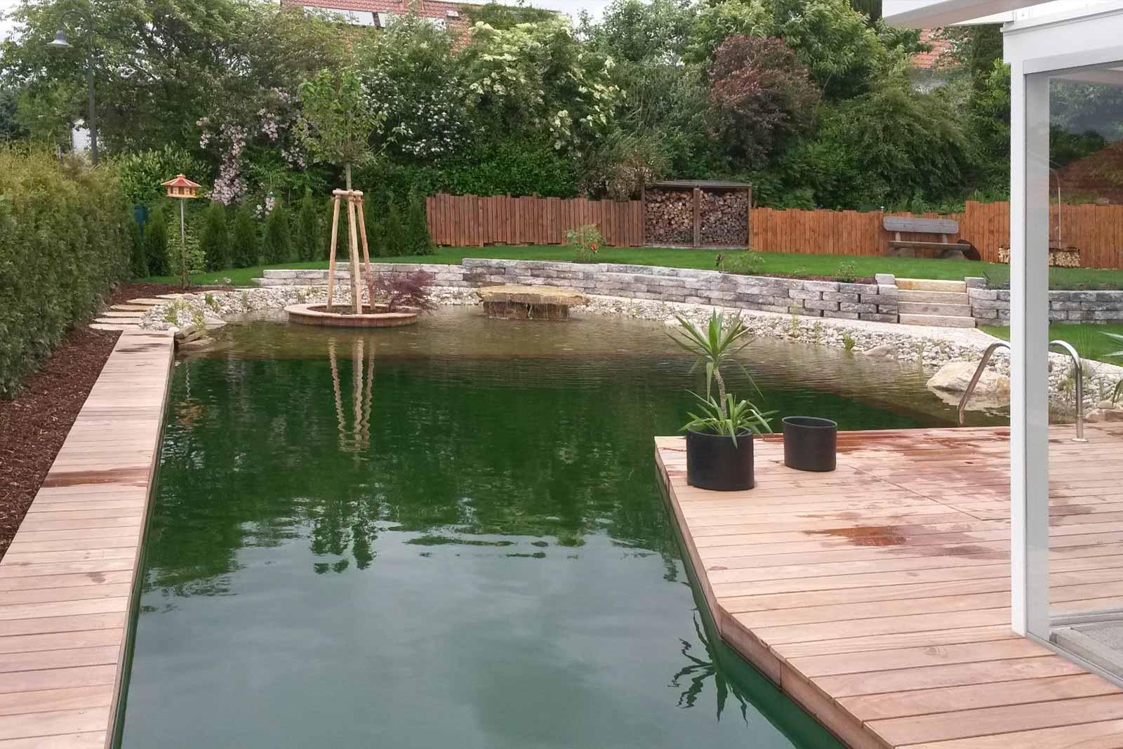 Schwimmteiche / Naturpools