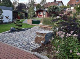 Pflaster- und Natursteinarbeiten