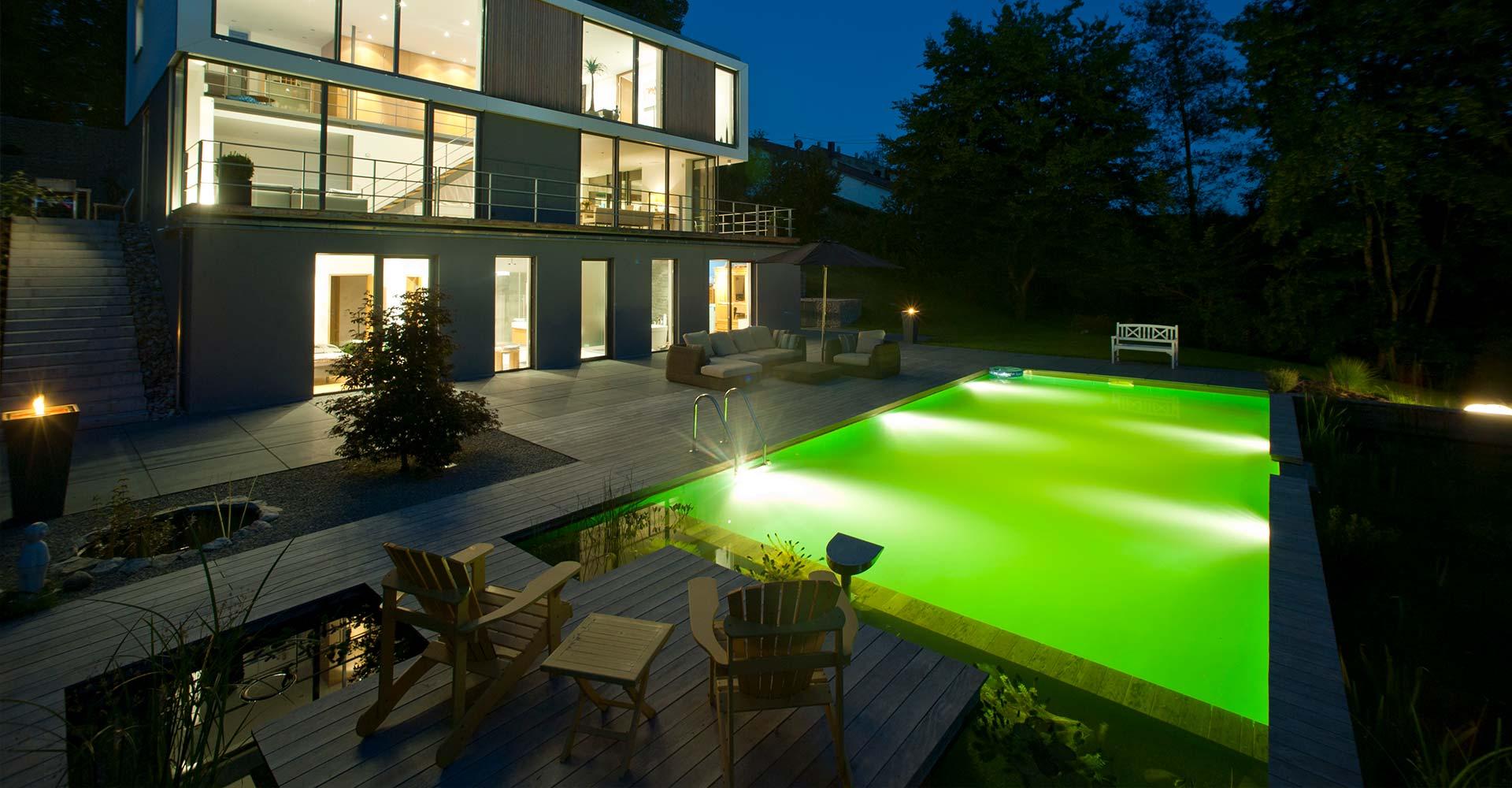 Gartengestaltung Pool